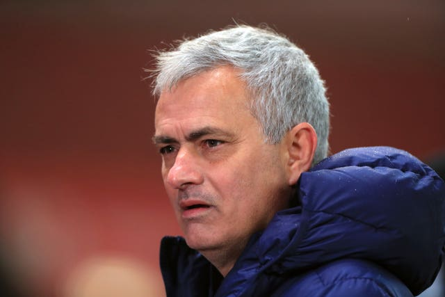 Tottenham manager Jose Mourinho takes his side to non-league Marine