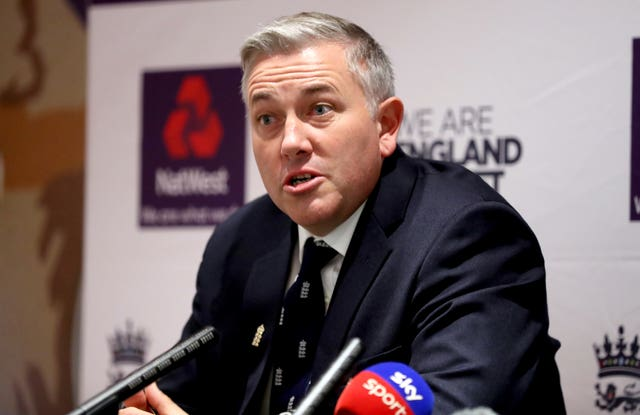 Chris Silverwood replaced Trevor Bayliss as England head coach
