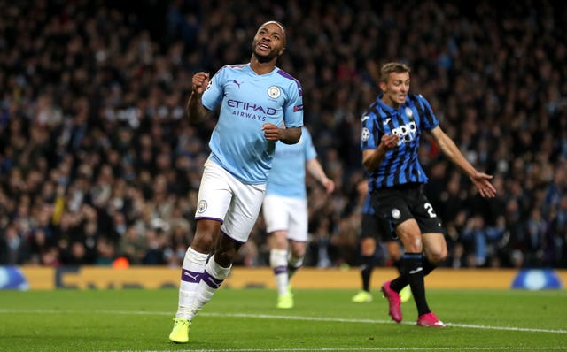 Sterling has scored four hat-tricks this calendar year