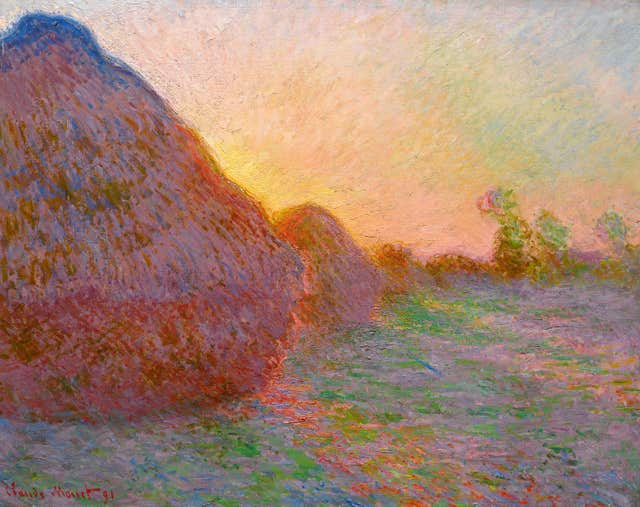 £86m Monet breaks world records