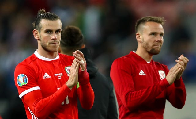 Wales are still in the hunt for a place at Euro 2020