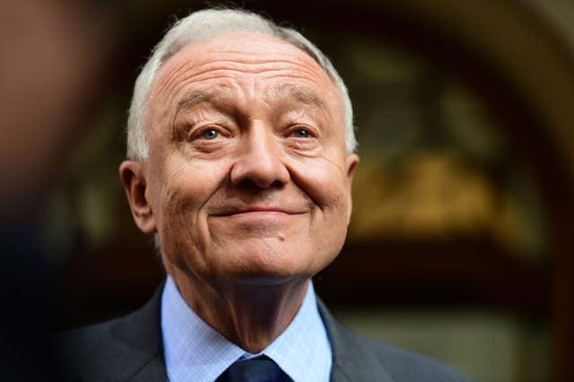 Ken Livingstone has been suspended indefinitely from Labour. (Lauren Hurley/PA)