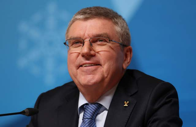 Thomas Bach says vaccines will not be a requirement for athletes