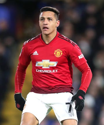 Alexis Sanchez File Photo