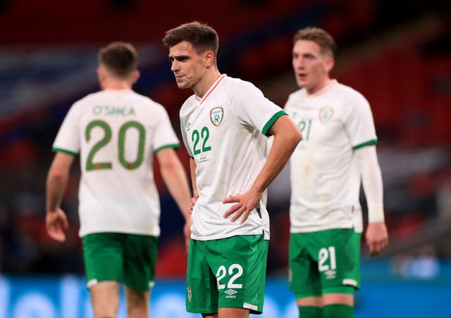 Republic of Ireland are winless in their last nine matches