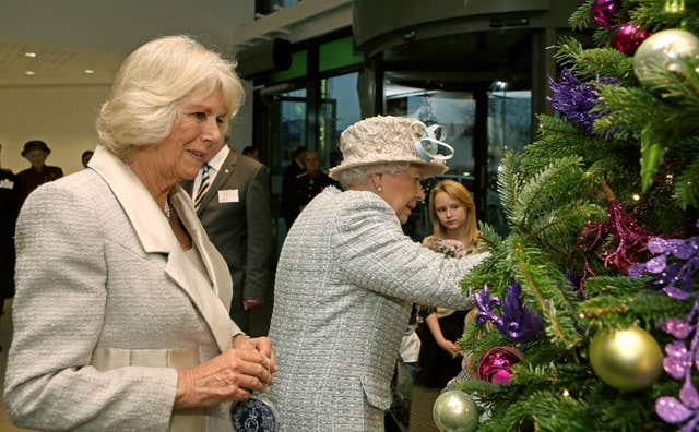 Queen and Camilla open new Barnardo's HQ