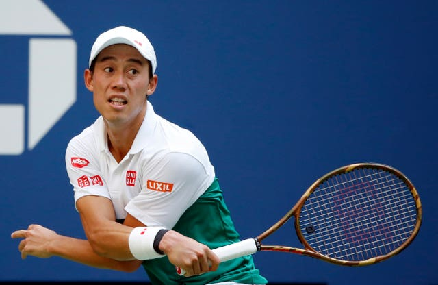 Kei Nishikori will hope to repeat his 2014 triumph over Novak Djokovic