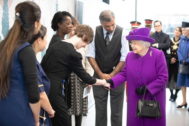 Royal visit to Royal National ENT & Eastman Dental Hospitals