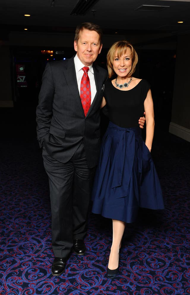 Bill Turnbull and Sian Williams  (Ian West/PA)