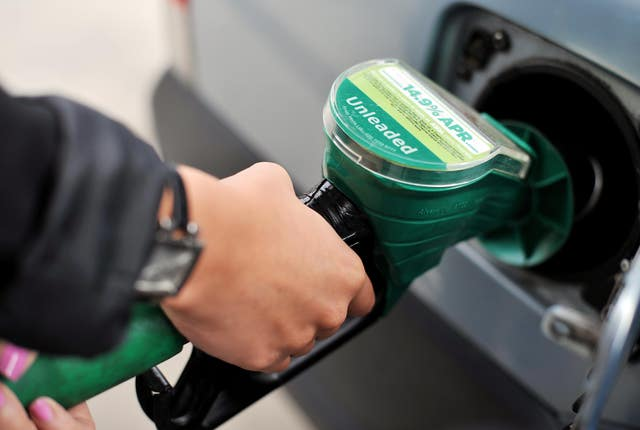 Keep keep your car's fuel tank empty (Nick Ansell/PA)