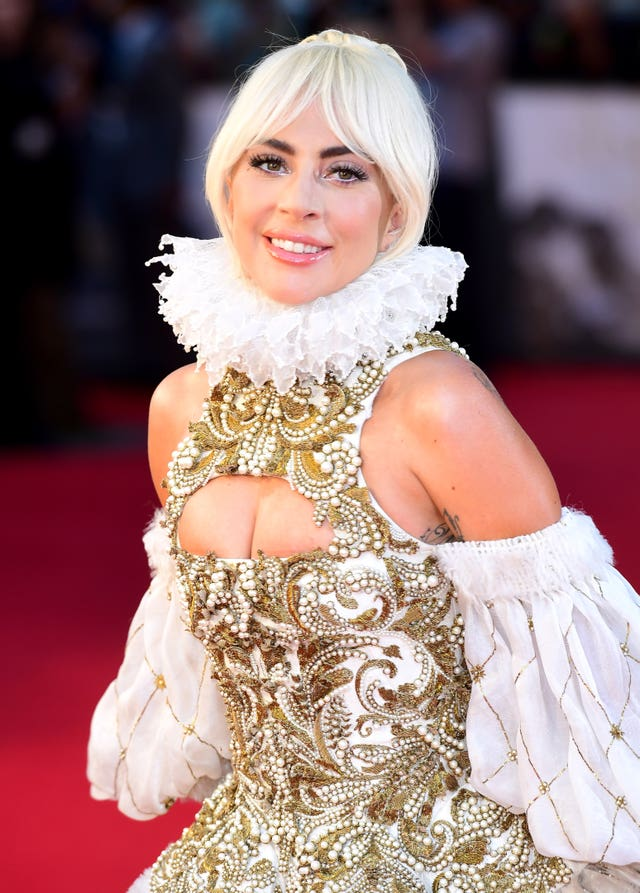 Lady Gaga at the A Star is Born UK Premiere – London