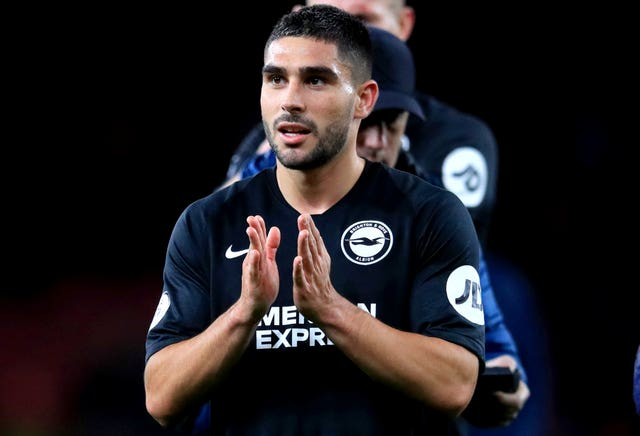 Neal Maupay was the match-winner in Brighton's victory at Arsenal