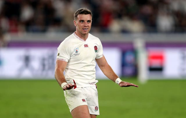 George Ford was a key figure against New Zealand