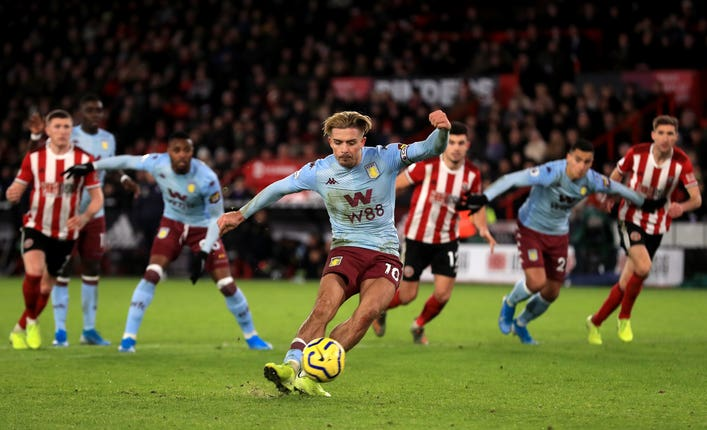 Aston Villa v Sheffield United is set to be the first match of the resumption on June 17