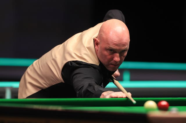 Mark King reached the last 16 of the World Championships in 2013