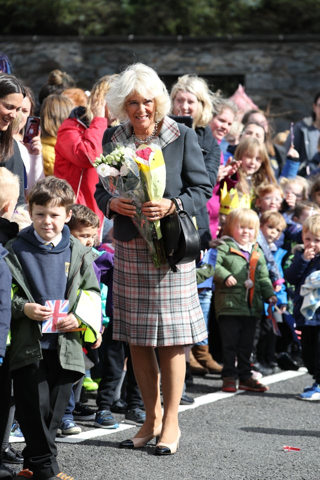 Royal visit to Dumfries and Galloway