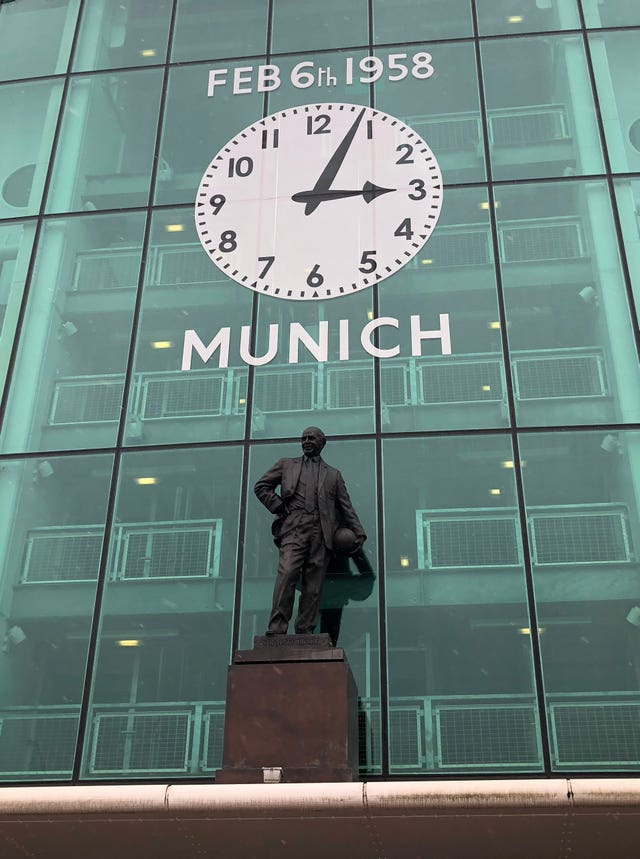 60 Years Since The Munich Air Disaster