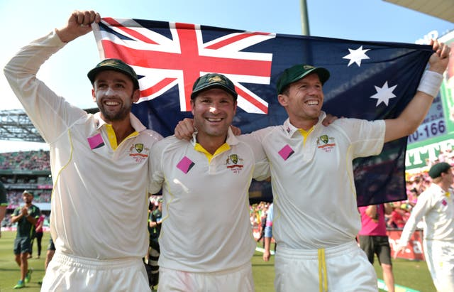 Australia whitewashed England in 2013/14