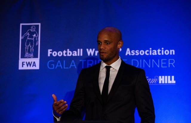 Former Manchester City captain Vincent Kompany has called for a cap on the number of matches a player can feature in