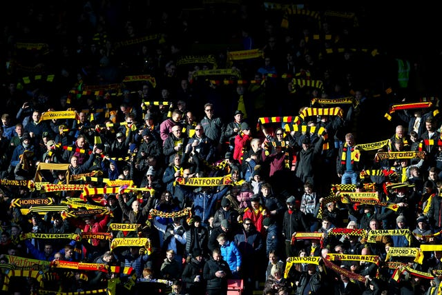 Watford v Watford sit 17th in the Premier LeagueHotspur – Premier League – Vicarage Road