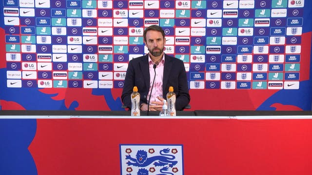 Gareth Southgate is set to name his squad in the week beginning May 25