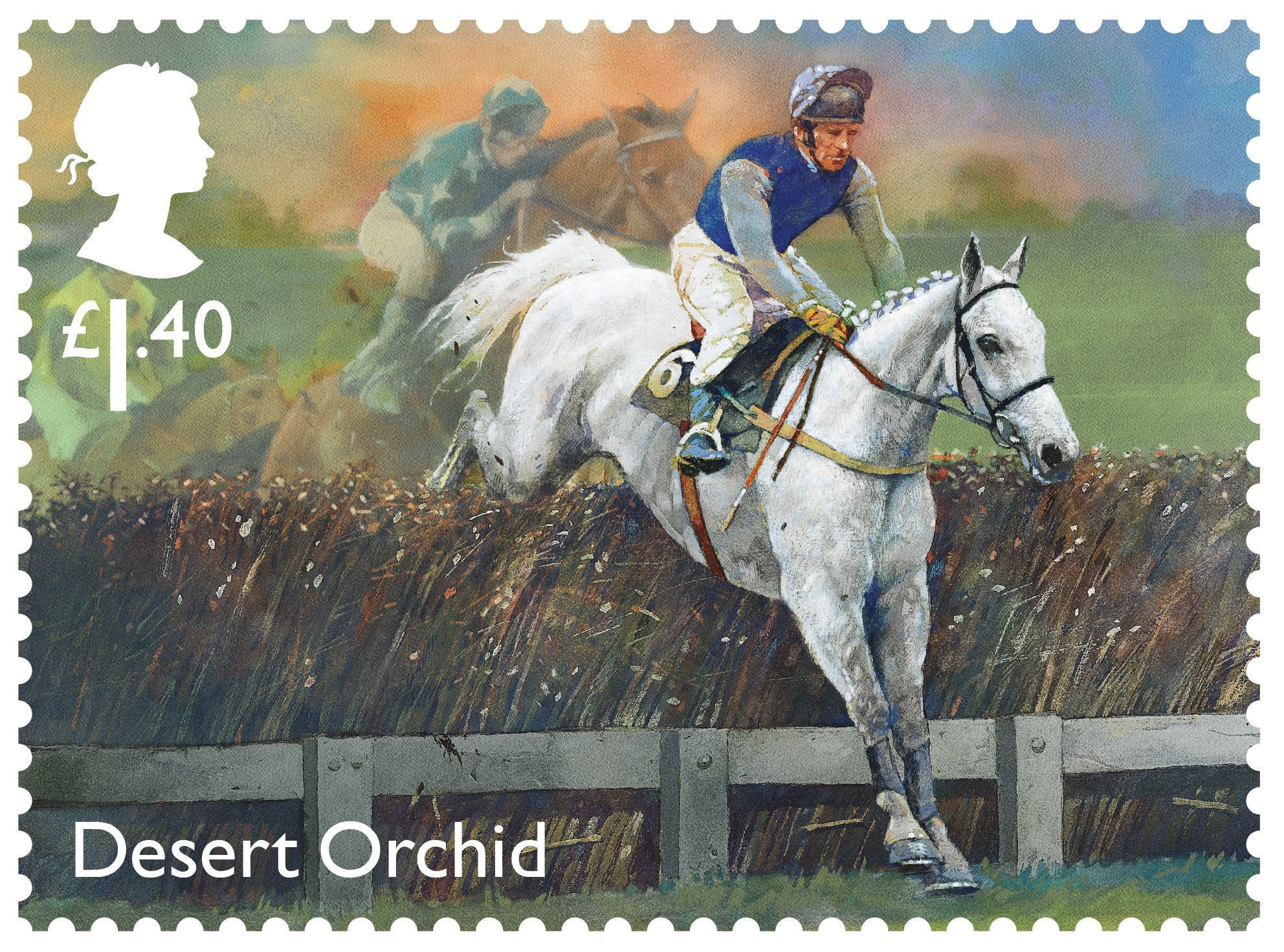 Desert Orchid's Gold Cup win captured the hearts of the nation