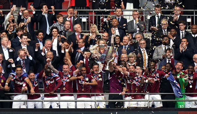 Aston Villa v Derby County – Sky Bet Championship Play-off – Final – Wembley Stadium