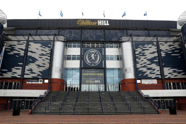 Scottish National Stadium Decision Announcement – Hampden Park