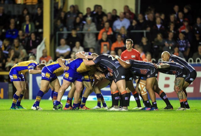Scrums will no longer be a feature of Super League in 2020