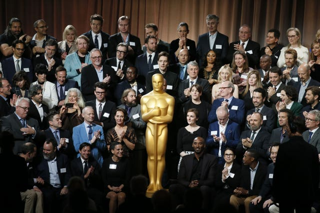 90th Academy Awards Nominees Luncheon – Inside
