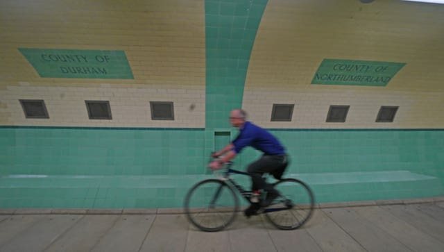 Tyne Pedestrian and Cyclist Tunnels