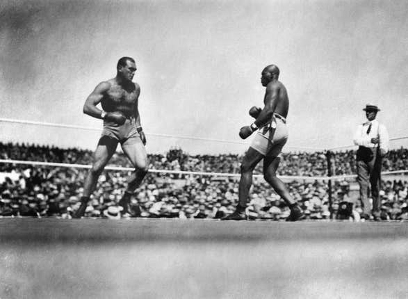 Boxing – World Heavyweight Title – Jack Johnson v James J Jeffries – Reno, Nevada