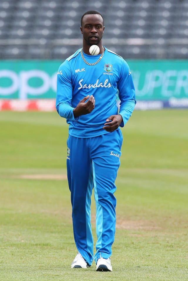 West Indies v New Zealand – ICC Cricket World Cup – Warm Up – Bristol County Ground