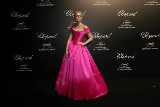 France Cannes 2019 Chopard Love Event