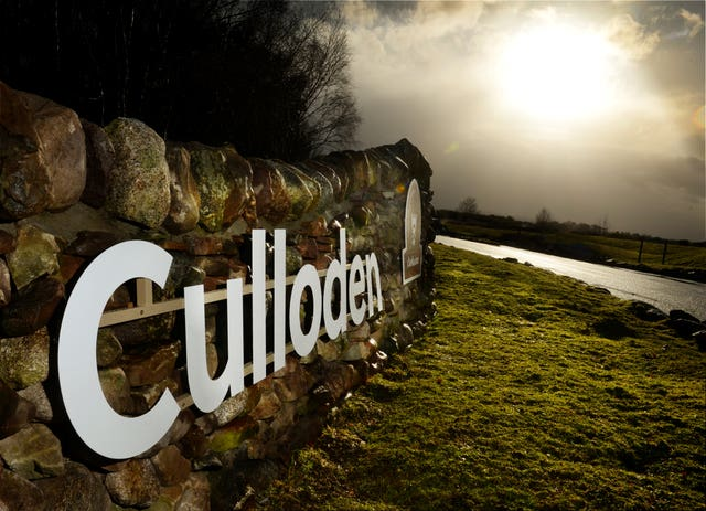 Culloden's bid to become a recognised World Heritage Site