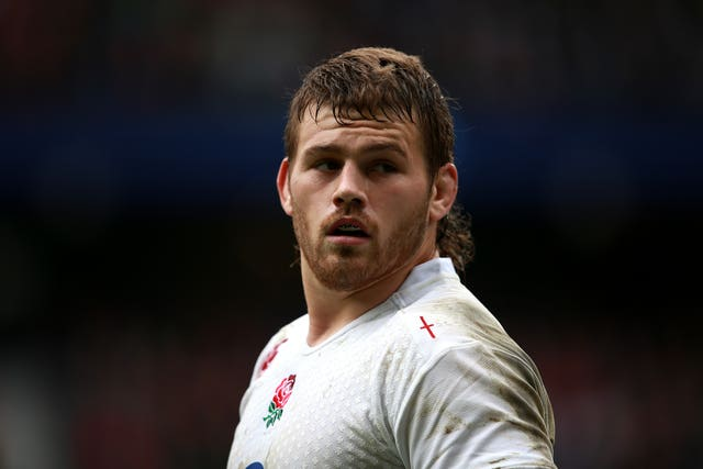 Luke Cowan-Dickie is competing with Jamie George to become England's starting hooker