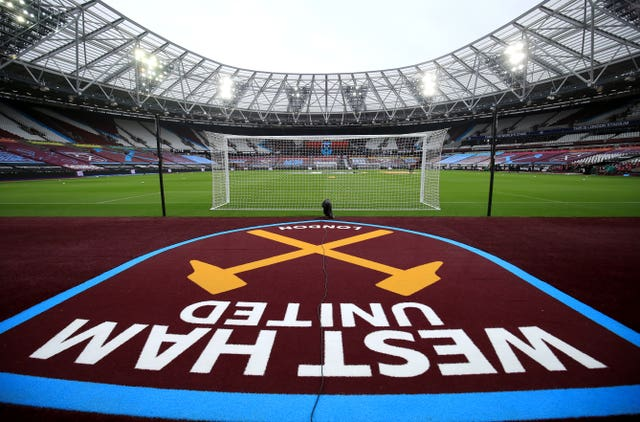 West Ham moved to the Olympic stadium in 2016