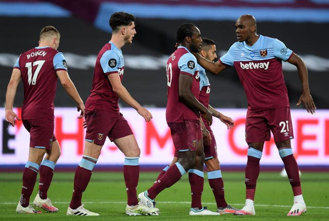West Ham secured a big win