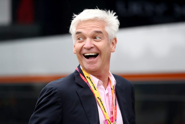 Phillip Schofield interview