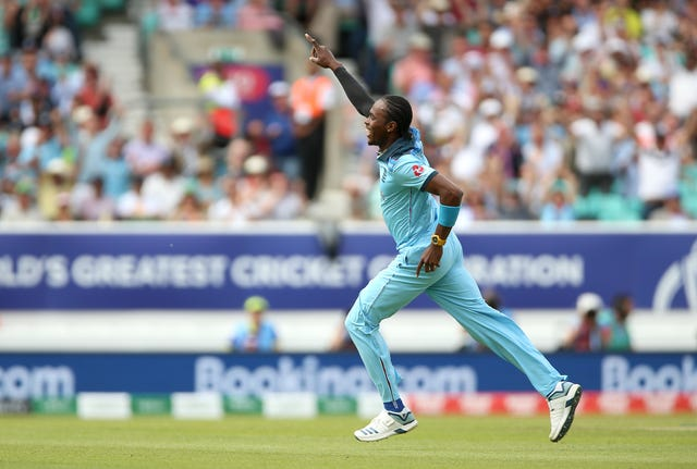 Jofra Archer is one of several bowlers boasting extreme pace.