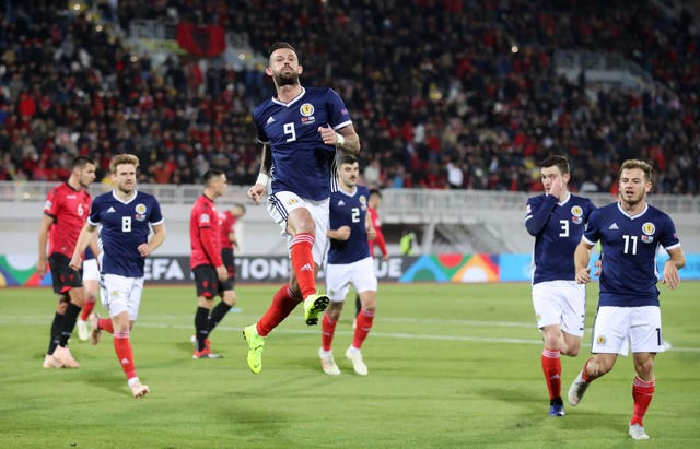 Albania v Scotland – UEFA Nations League – Group C1 – Loro Borici Stadium
