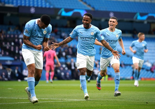 Raheem Sterling struck early