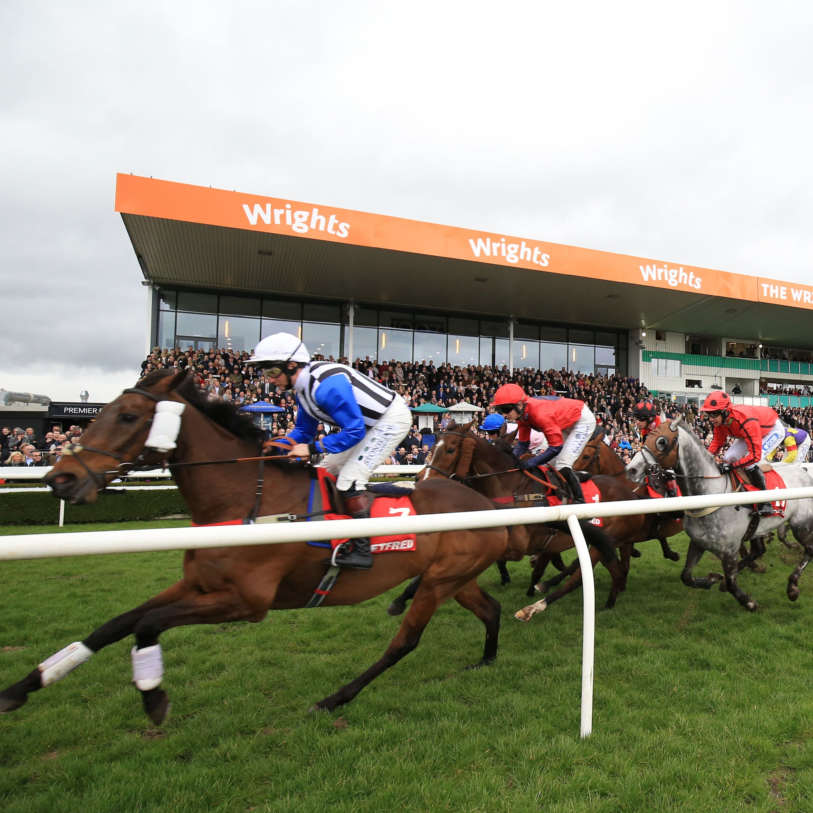Uttoxeter is due to stage the Midlands Grand National on Saturday