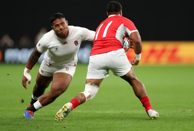 England v Tonga – Pool C – 2019 Rugby World Cup – Sapporo Dome