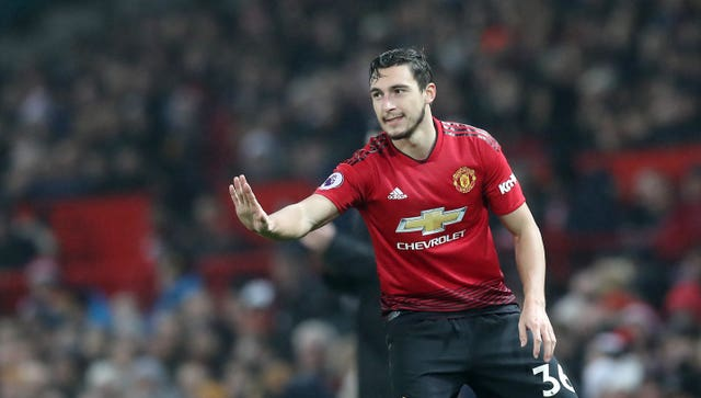 Matteo Darmian could also be on his way out of Old Trafford