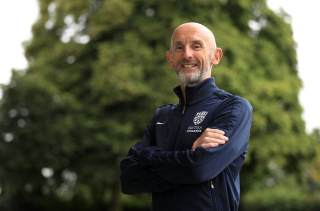 Neil Black says he will consider his future at British Athletics
