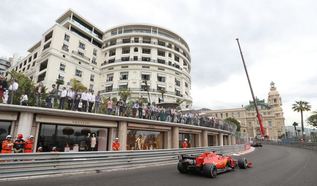 This year's Monaco Grand Prix has been cancelled