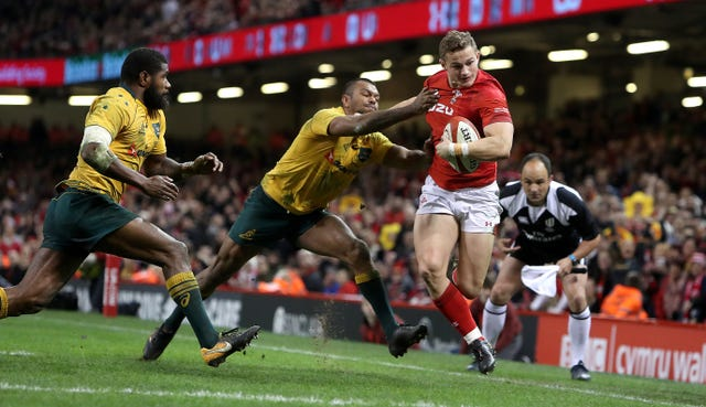 Wales v Australia – Autumn International – Principality Stadium