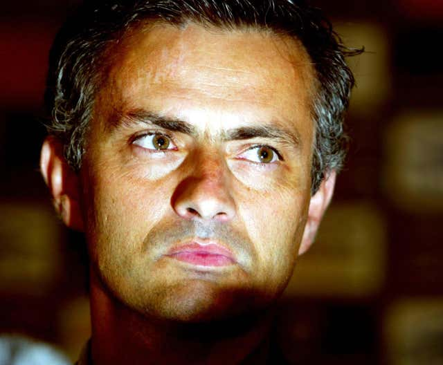 Mourinho proclaimed himself as the 'Special One' when he arrived at Chelsea