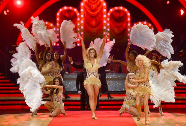 Strictly Come Dancing Live Tour Launch – Birmingham